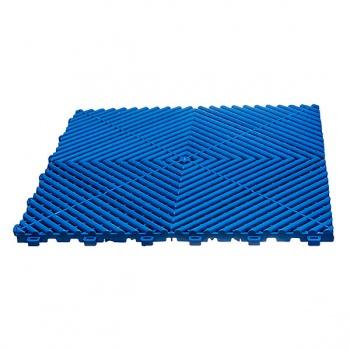 SteyrTek Lattialaatta, ocean blue 40x40cm 30 kpl