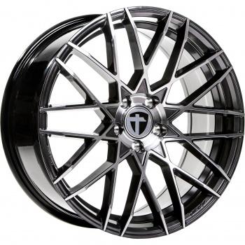 Tomason TN19 Dark Hyper black polished