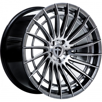 Tomason TN21 Dark Hyper black polished