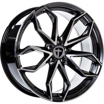 Tomason TN22 Dark Hyper black polished