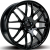 RIVA DTM Gloss Black