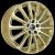Turbina Gold machined