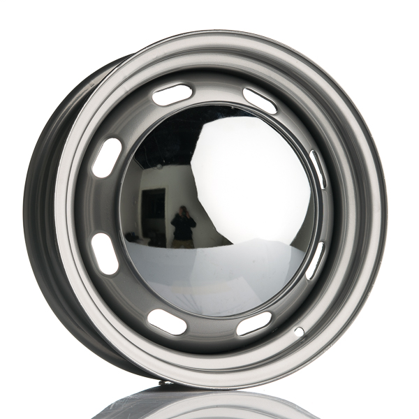 Jack Wheeler Herbie Silver 4.5x15 4x130 E18 C80 - 20+ kpl</