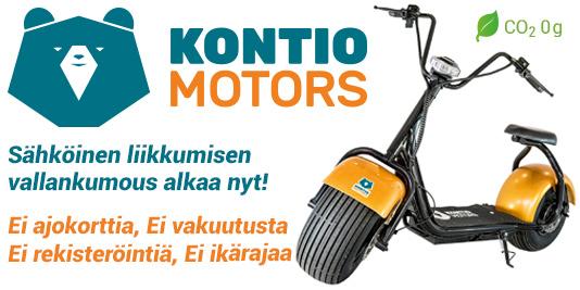 Kontio Motors kevät 2020