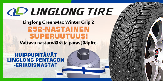 Linglong GreenMax WinterGrip 2 banneri