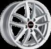 Ronal R46M Silver
