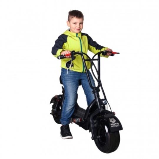 Kontio Motors Lasten Kruiser Black 2-paikkainen Image: 7