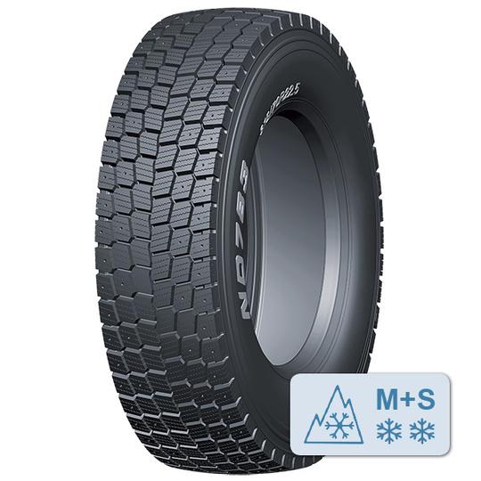 Goodride ICETRAC D1 Kuorma-autoon M+S TALVI 315/70R22.5 K Image: 1