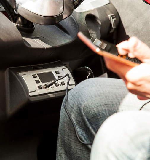 Kontio Motors Kontio Autokruiser Premium, Blue Image: 14
