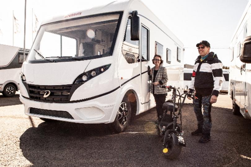 Kontio Motors Kontio Caravan Kruiser Gold Image: 4