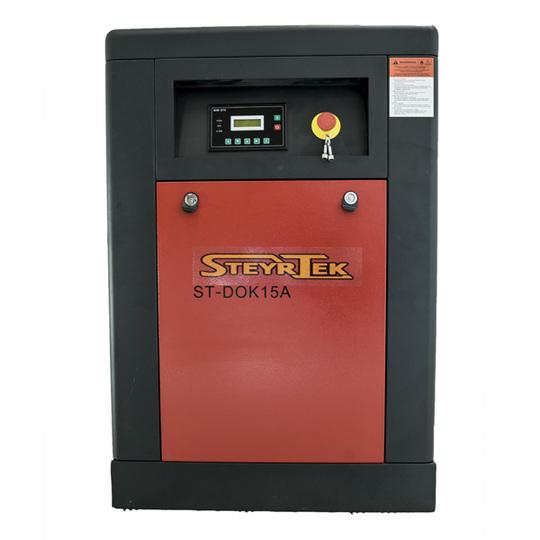 SteyrTek Ruuvikompressori 15 hv 10 bar Image: 2