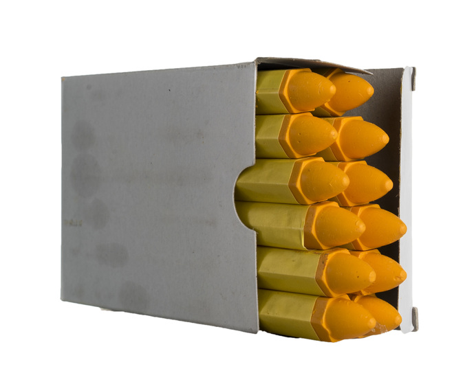 SteyrTek Rengasliitu keltainen 12 kpl Image: 1