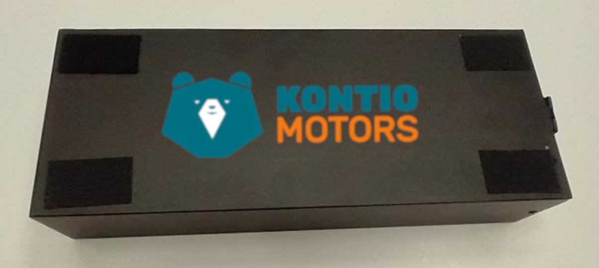 Kontio Motors Kruiser Long Range: Tehoakku 1,2 kWh Image: 1