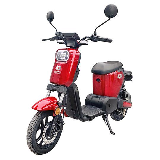 Kontio Motors Kontio e-Move, Red Image: 1