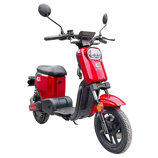 Kontio Motors Kontio e-Move, Red Image: 2