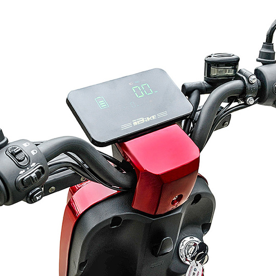 Kontio Motors Kontio e-Move, Red Image: 3