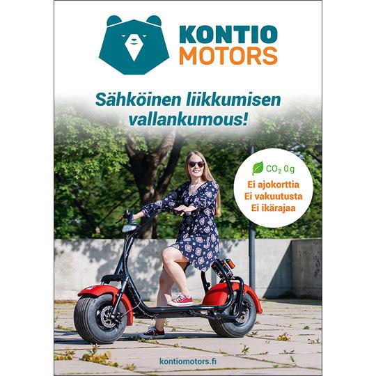 Kontio Motors Juliste Kontio Motors Image: 1