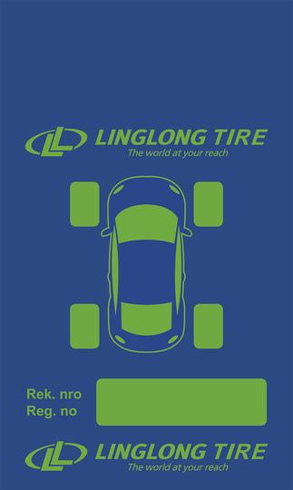 Linglong Rengaspussit 400 kpl (4 x 100kpl) Image: 3