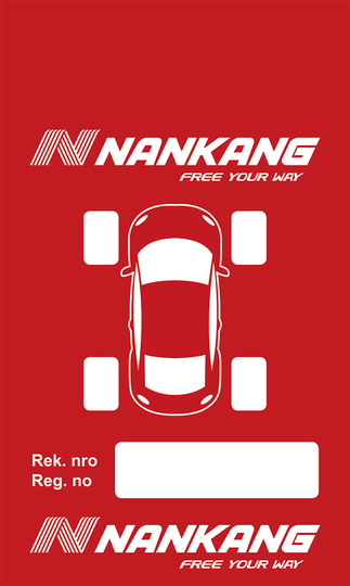 Nankang Rengaspussit 400 kpl (4 x 100kpl) Image: 3