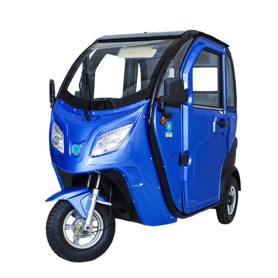 Kontio Motors Kontio Autokruiser Premium, Blue Image: 1