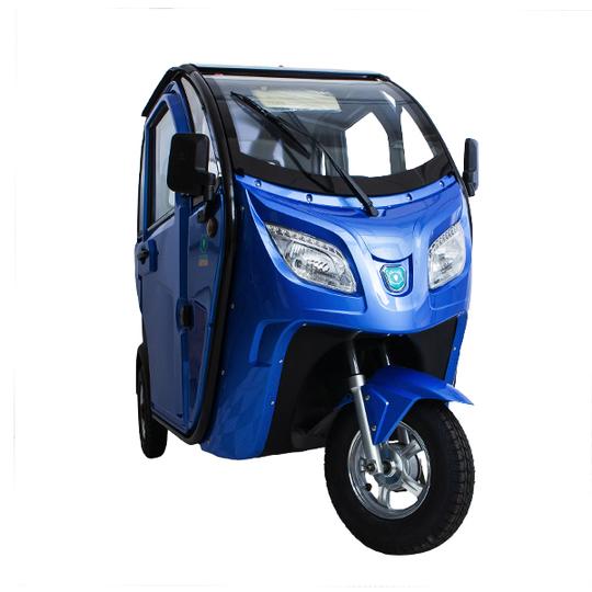 Kontio Motors Kontio Autokruiser Premium, Blue Image: 4
