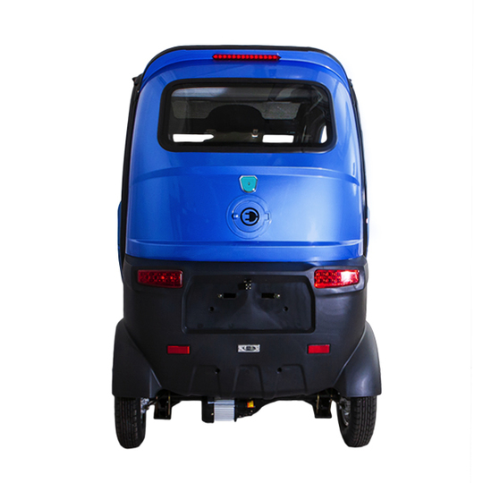 Kontio Motors Kontio Autokruiser Premium, Blue Image: 6