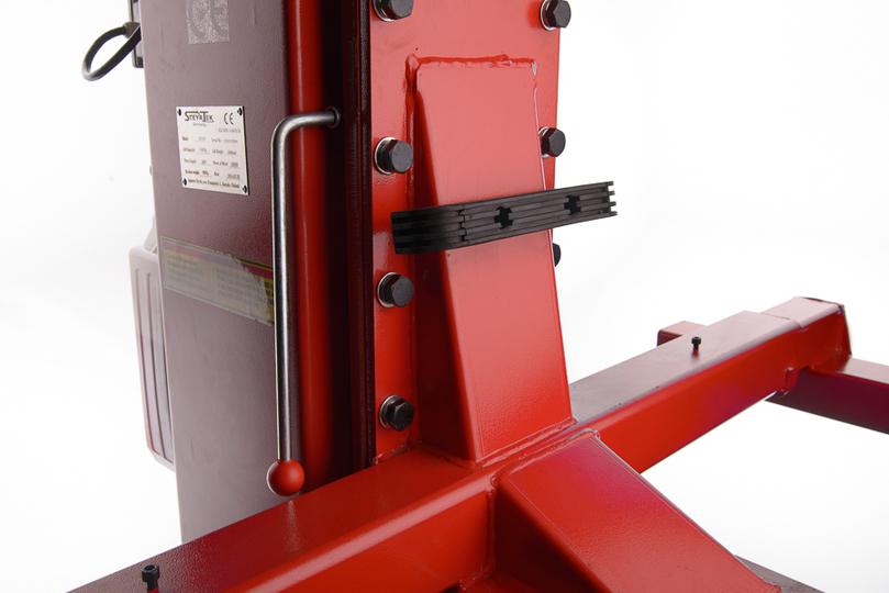 SteyrTek Siirrettävä 1-pilarinostin ST-S25T 230V Image: 6