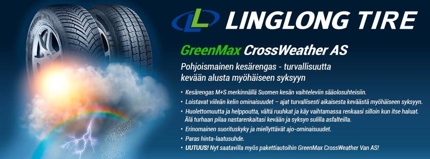 Linglong GreenMax CrossWeather AS